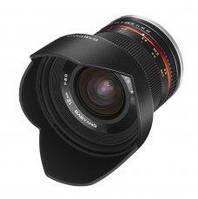 Объектив SAMYANG 12mm f/2.0 ED AS NCS Micro 4/3