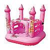Детский надувной батут BestWay 92010 Замок Винкс 157 х 147 х 155 см