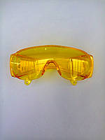 """Очки защитные """"Озон"""" желтые.ПТ-4537"""