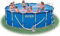 Каркасный бассейн Intex 28218 (366х99 см) (54424)