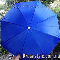 Зонт шляпа Синий
