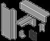 Оцинкованная фасадная система