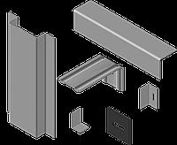 Оцинкованная фасадная система , фото 1