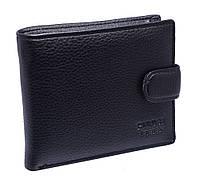 Модное мужское портмоне 208-4 black