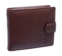 Модное мужское портмоне 208-4 brown