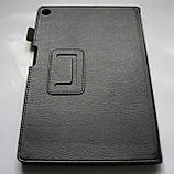 Черный чехол-книжка Folio Case для планшета Sony Xperia Tablet Z2 Z 2 эко кожа PU, фото 2