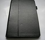 Черный чехол-книжка Folio Case для планшета Sony Xperia Tablet Z2 Z 2 эко кожа PU, фото 3