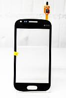 Тачскрин (Сенсор дисплея) Samsung S7562 Galaxy S Duos черный H/C
