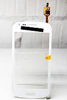 Тачскрин (Сенсор дисплея) Samsung S7562 Galaxy S Duos белый H/C