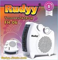 Тепловентилятор Rudyy FH-06