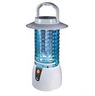 УФ лампа для уничтожения насекомых с аккумулятором, фото 1