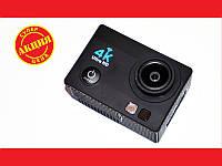 Экшн камера Ultra HD Action Camera H8 Wifi. Высокое качество. Практичный дизайн. Купить онлайн. Код: КДН1912