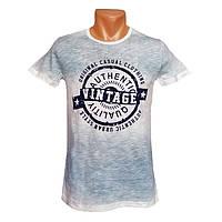 Модная футболка Vintage - №2410