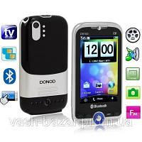 Суперцена телефон DONOD D9100 2 Sim + TV + Сенсор