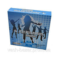 Улучшенный Танцевальный Коврик USB для ПК PC с CD