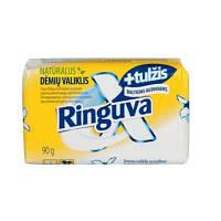 RINGUVA X Пятновыводитель с желчью для белых тканей 90 г