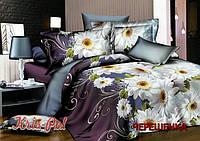 Евро-макси набор постельного белья 240*220 из Полиэстера №85815 KRISPOL™