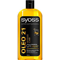 Шампунь SYOSS OLEO 21 Intense Care 500мл