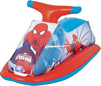BestWay Акция! Детская надувная игрушка BestWay 98012. Скидка 3 % на насос, ремкомплект и товары для пляжа при покупке плотика! Спешите, количество