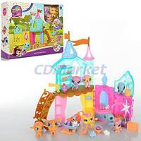 Cartoon animal Акция! Детский игрушечный домик Pet Shop 1005. Скидка 7 % при покупке двух наборов одной модели! Спешите, количество товара ограничено!