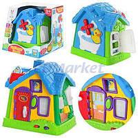 Joy toy Акция! Детская развивающая игрушка Joy toy 2118 Домик. Скидка 7 % при покупке двух развивающих игрушек! Спешите, количество товара ограничено!