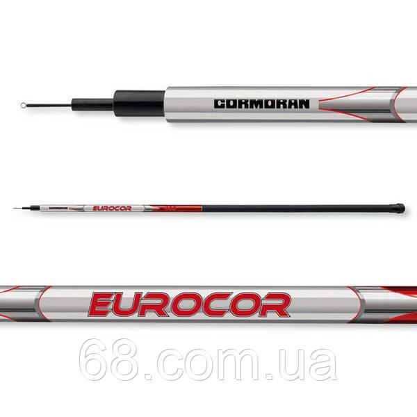 Распродажа! Удочка телескопическая Cormoran Eurocor Tele Pole 3М Корморан