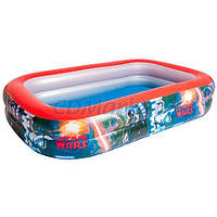 BestWay Акция! Детский надувной бассейн BestWay 91207. Тотальная распродажа! Количество товара ограничено! (до 22.07.2017)