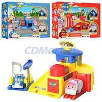 Robocar poli Акция! Детский игровой гараж Robocar poli XZ-300-1-2. Тотальная распродажа! Количество товара ограничено! (до 22.07.2017)