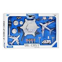 Metr+ Акция! Детский игровой набор аэропорт Metr+ 9511-7. Тотальная распродажа! Количество товара ограничено! (до 22.07.2017)