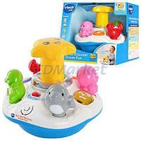 Vtech Акция! Детская развивающая игрушка Vtech 111003. Скидка 3 % на товары для малышей при покупке игрушки! Спешите, количество товара ограничено!