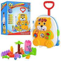 Play Smart Акция! Детский развлекательный чемоданчик с игрушками Play Smart 7532. Скидка 7 % при покупке двух наборов! Спешите, количество товара
