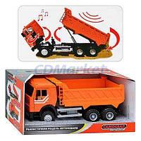 Limo Toy Акция! Детский игрушечный грузовик Limo Toy 9099 D Камаз Самосвал. Скидка 10 % при покупке двух машинок одной модели! Спешите, количество