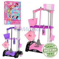 Winx Акция! Детский игровой набор для уборки Winx WX 0009 U/R. Скидка 3 % на товары для девочек при покупке набора! Спешите, количество ограничено!