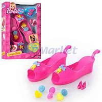 Hti Акция! Детский игровой набор аксессуаров для кукол Hti 1680814 Barbie. Скидка 3 % на товары для девочек при покупке набора! Спешите, количество