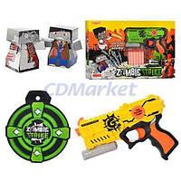 Limo Toy Акция! Детский пистолет Limo toy ZS 652 Zombie Strike. Скидка 7 % при покупке двух видов оружия! Спешите, количество товара ограничено!