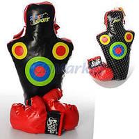 Profi Акция! Детский боксёрский набор Profi M 1045. Скидка 3 % на товары в разделе спорт при покупке набора! Спешите, количество товара ограничено!