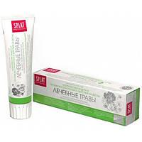 """Зубная паста SPLAT PROFESSIONAL """"Лечебные травы"""" комплексный уход и профилактика воспаления десен 100 мл"""