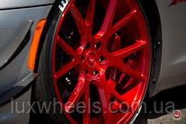 Dodge Viper на дисках Vossen VPS-306
