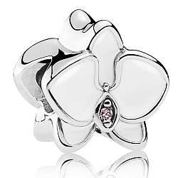Подвеска-шарм «Орхидея» в стиле Pandora