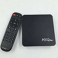 Смарт медиа-плеер Amlogic S805 Андроид TV Box MXQ Plus, 1г/8 ГБ Android 4.4 , фото 1