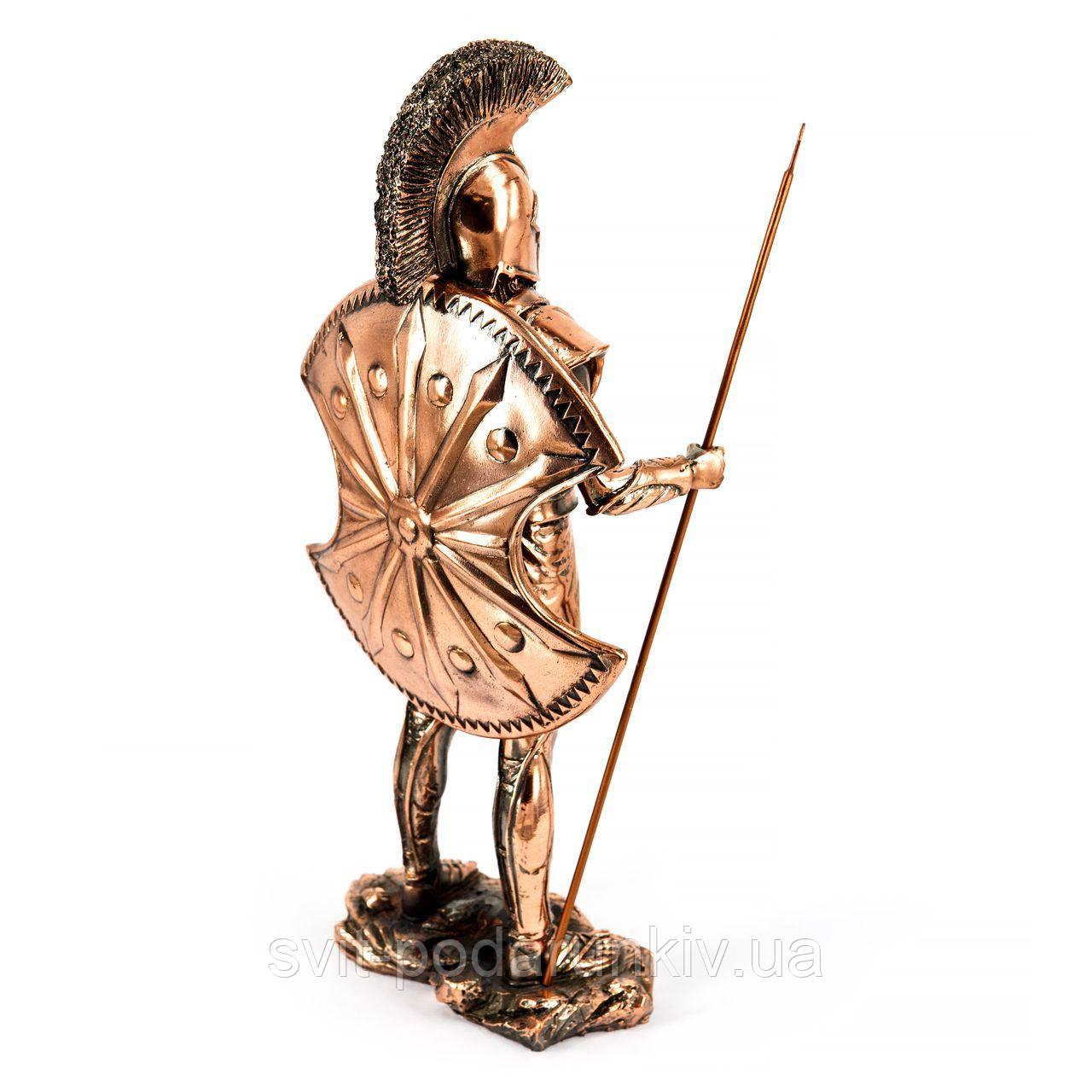 Статуэтка спартанского воина
