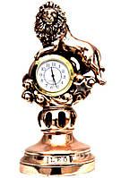 Статуэтка настольные часы знак зодиака Лев T1129