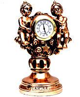 Статуэтка настольные часы знак зодиака Близнецы T1131
