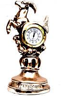 Статуэтка настольные часы знак зодиака Козерог T1133