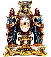 Часы для камина статуэтки Фортуны PLS0412R-31A7-10