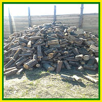Сухие сосновые дрова чурками