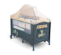 Детский манеж MILLY MALLY MIRAGE DELUXE BLUE-TOYS