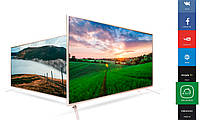 "Телевизор ЖК 32 ""Kivi 32HX10S Golden (32HX10S) (LED 1366x768, 178/178, Smart TV, 2xUSB, HDMI, тюнер: DVB-T, DV"