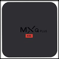 Смарт Tv Box 4K,ТВ-приставка MXQ Pro (1/8 ГБ) 4-ядерная на Android 5.1, фото 1