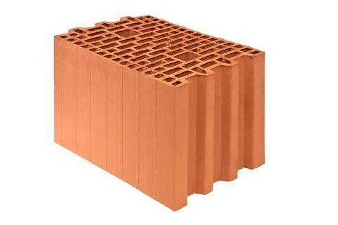 Porotherm (Поротерм) 25 E3 P+W керамический блок